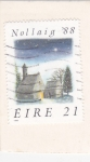 Stamps Ireland -  Paisaje navideño