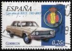 Sellos del Mundo : Europa : España :  Dodge Dart Barreios (1967)
