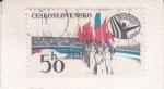 Stamps Czechoslovakia -  SPARTAKIADA CHECOSLOVAQUIA