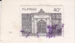 Stamps : Asia : Philippines :  Intramuros