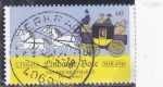 Stamps : Europe : Germany :  diligencia