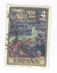 Sellos del Mundo : Europa : España : Edifil 2080. Solana