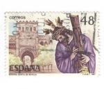 Sellos del Mundo : Europa : España : Edifil 2899. Semana Santa de Sevilla