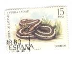 Sellos del Mundo : Europa : España : Edifil 2196. Víbora de Lataste