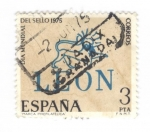 Sellos del Mundo : Europa : España : Edifil 2261. Dia mundial del sello