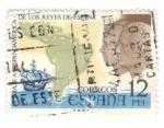 Sellos del Mundo : Europa : España : Edifil 2370. Viaje a Hispanoamérica de los reyes de España