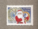 Stamps Europe - Russia -  Papá Noel