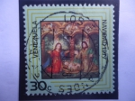 Stamps Venezuela -  La Sagrada Familia - Navidad 1977