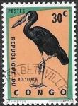Sellos del Mundo : Africa : República_del_Congo : aves
