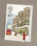 Sellos de Europa - Reino Unido -  150 años de correos