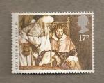 Sellos de Europa - Reino Unido -  Leyendas:Rey Arturo