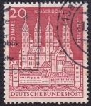 Sellos del Mundo : Europa : Alemania : 900 años catedral imperial Speyer