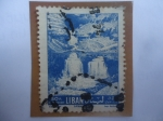 Stamps Lebanon -  Afka
