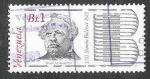 Sellos del Mundo : America : Venezuela : 1279 - José Antonio Páez