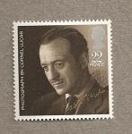 Stamps United Kingdom -  Artistas cine británicos