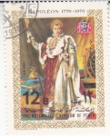 Stamps Yemen -  Napoleón 1770-1970