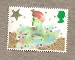 Sellos de Europa - Reino Unido -  Navidades