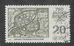 Sellos del Mundo : Europa : Alemania : 2547 - 750 Aniversario de la Ciudad de Berlín (DDR)