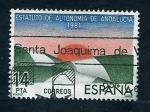 de Europa - España -  Estatuto de autonomia de andaluciia