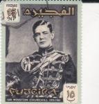 de Asia - Emiratos Árabes Unidos -  SIR WINSTON CHURCHILL 1874-1965