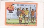de Asia - Laos -  MUNDIAL ESPAÑA 82