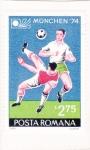 de Europa - Rumania -  Mundial Munich'74