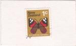 Stamps : Oceania : New_Zealand :  Mariposa