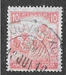 Sellos de Europa - Hungría -  113 - Cosecha de Trigo