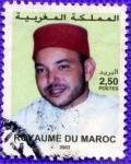Sellos del Mundo : Africa : Marruecos :  Mohamed IV