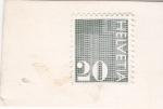 Stamps Switzerland -  CIFRA
