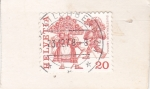 Stamps : Europe : Switzerland :  FIESTAS POPULARES-