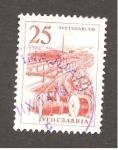 Sellos de Europa - Yugoslavia -  INTERCAMBIO