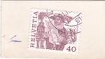 Stamps : Europe : Switzerland :  FIESTA MEDIEVAL GINEBRA