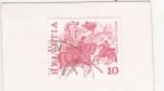 Stamps : Europe : Switzerland :  FIESTAS POPULARES- ZURICH
