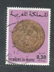 Sellos del Mundo : Africa : Marruecos : Monedas  Antiguas