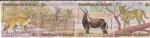 Stamps : Africa : Burundi :  Fauna salvaje