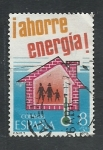 Stamps Spain -   Ahorre Energia
