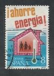 Stamps : Europe : Spain :  Ahorre energia