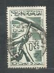 Stamps : Africa : Morocco :  Desarrollo Comonitario