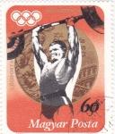 de Europa - Hungría -  OLIMPIADA MUNICH'72