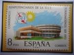 de Europa - España -  Ed:Es 2145- Conferencia Plenipotenciaria de la U.I.T. - Torremolinos Sep.1973-(UIT:Unión Internacion