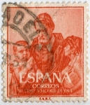 Stamps : Europe : Spain :  III centenario San Vicente de Paul