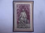 Stamps Europe - Spain -  Ed:Es 2011- San Santiago- Talla en la Catedral de San Santiago en Pistoia-Italia.