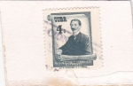 Stamps Cuba -  Rafael Manduley del Rio