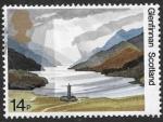 Stamps : Europe : United_Kingdom :  pintura