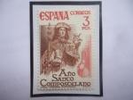 Stamps Spain -  Ed:Es 2306- Virgen Peregrina - Año Santo Composcelano - Virgen de la Provinvia de Pontevedra.