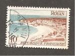 sello : Europa : Francia : RESERVADO MANUEL BRIONES