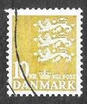 Stamps Europe - Denmark -  506 - Sello Estatal