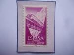 de Europa - España -  Ed:1236-XVII Congreso Internacional de Ferrocarriles - Madrid 1958-Parque Nacional de Despeñaperros.