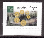 Stamps : Europe : Spain :  Efemérides